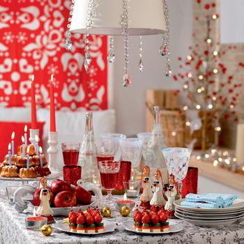Фото №3 - Экспресс-сервировка новогоднего стола