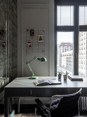 Фото №6 - Квартира 26 м² со спальней на антресоли