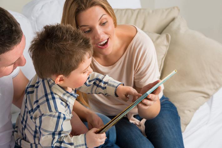 Фото №1 - Как развивается речь с 0 до 6 лет