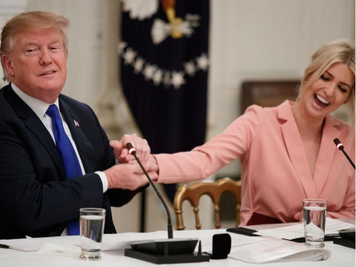 Фото №8 - Психология сексизма: почему Дональд Трамп так сильно ненавидит женщин