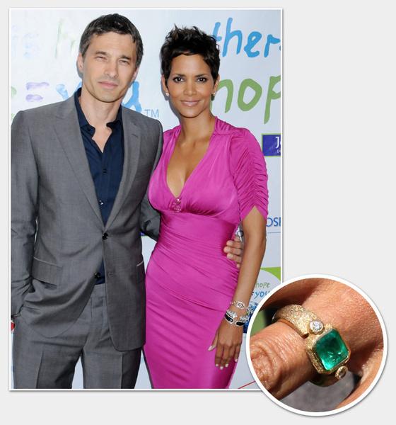 Фото №2 - Какие кольца дарят на помолвку в Голливуде?