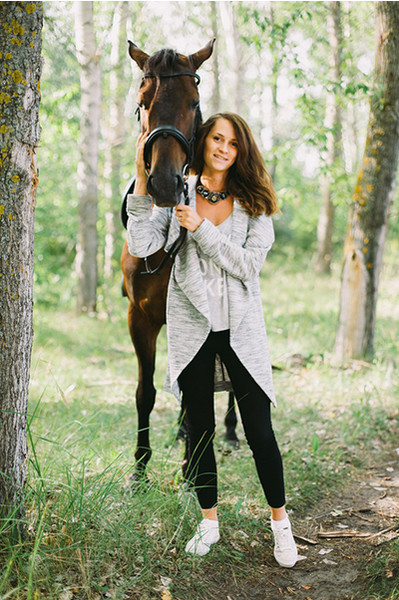 Фото №5 - Девушки на коне: самые романтичные наездницы Ульяновска