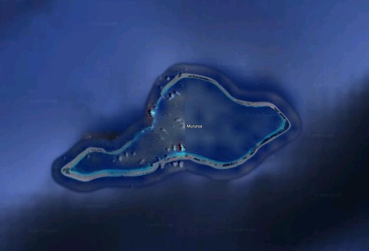 Фото №2 - 5 мест, которые страны запрещают показывать на картах «Гугла»