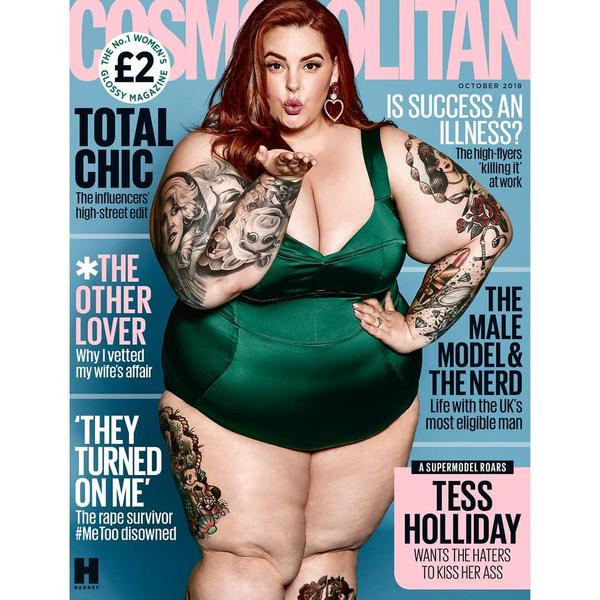 Фото №5 - От ходячего секса до целлюлита и гордости: как за 10 лет изменились женщины на обложках журналов