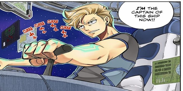 Фото №8 - 10 персонажей из аниме, которые похожи на Железного человека 🥰