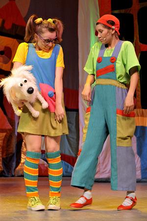 Фото №3 - Этой осенью вышли сразу 3 мюзикла для детей, созданные на основе мультфильмов