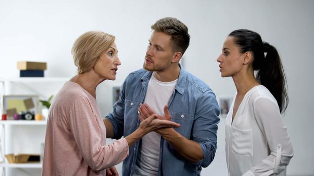 отношения со свекровью после развода