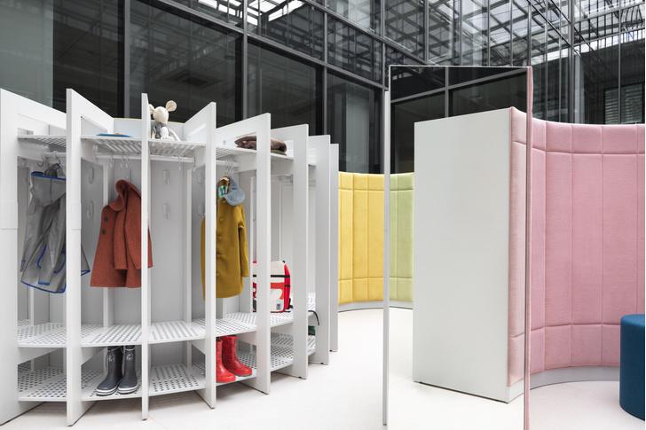 Фото №5 - Новый гардероб: проект студии Archipélago для «Хорошколы»