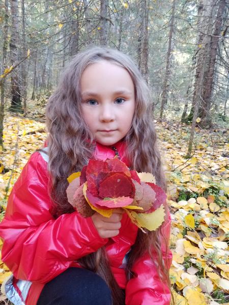 Фото №1 - Детский фотоконкурс «Собираем гербарий»: выбирай лучшее фото