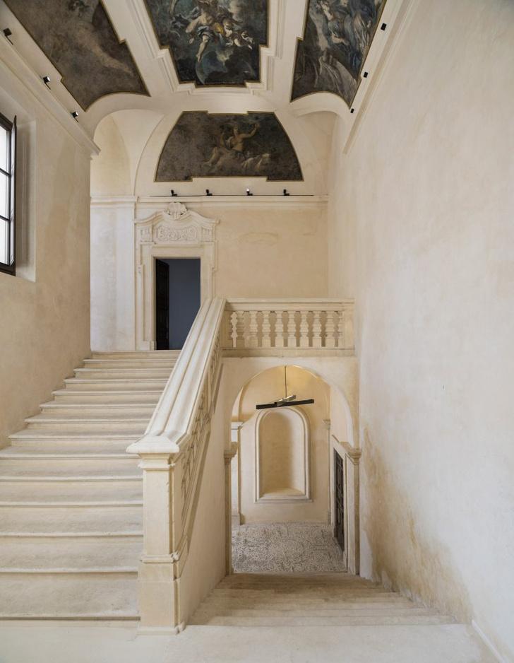 Фото №5 - Музей MAXXI L'Aquila в Л'Аквиле: здание восстановлено при поддержке России