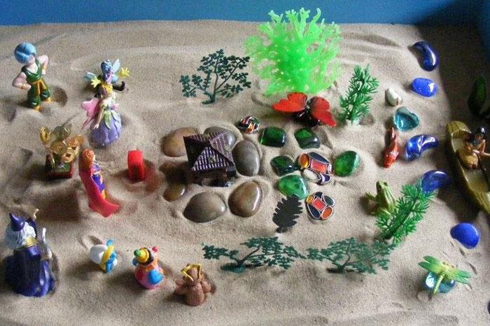 Фото №5 - Психотерапия в песочнице или Песочная терапия