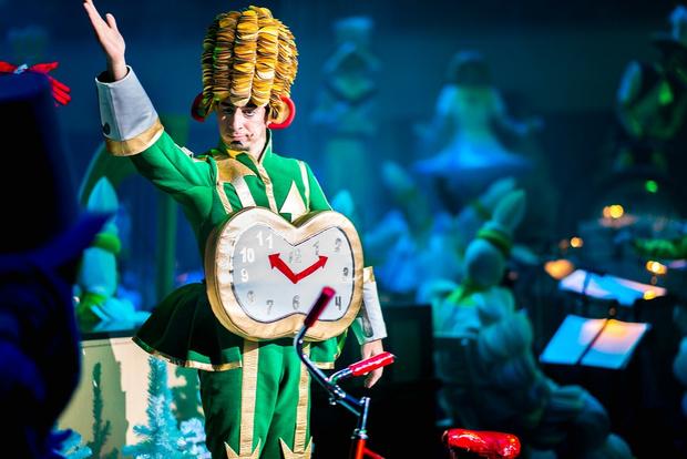 Фото №3 - Куда пойти в новогодние праздники: «Щелкунчик в Зарядье» 2020. Перезагрузка.