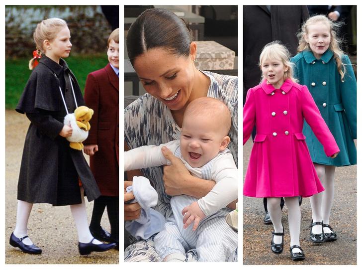 Фото №1 - 7 королевских детских имен, которые нарушили все традиции Виндзоров