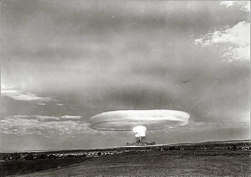 Фото №1 - Операция «Снежок»: крупнейшие секретные ядерные испытания СССР