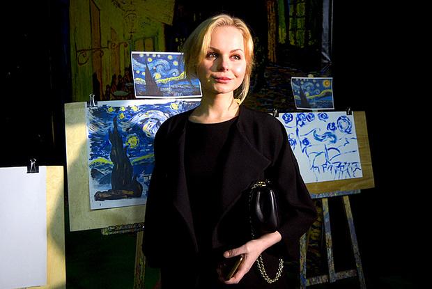 Фото №1 - Алиса Вокс: «В «Ленинграде» была не я!»