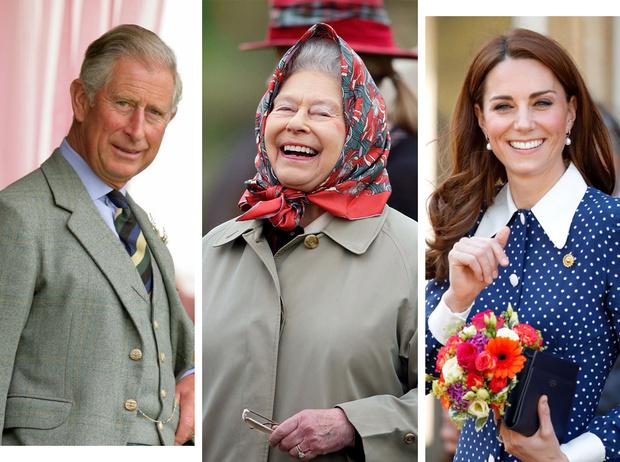 Фото №1 - Код безопасности: секретные имена членов королевской семьи