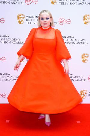 Фото №7 - Пол Мескал, Никола Кохлан, Хелена Бонэм Картер и другие гости церемонии BAFTA-2021