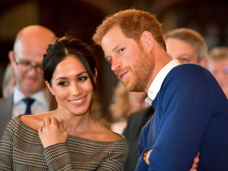 Фото №1 - В честь какой принцессы Гарри и Меган могут назвать дочь (спойлер— это вовсе не Диана)
