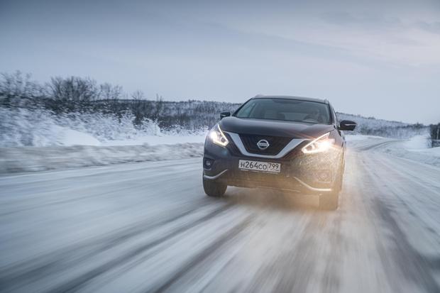 Фото №2 - Nissan X-Trail— твое собственное северное сияние