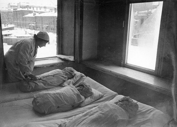 Фото №3 - Диагноз— блокада: как голод, пережитый ленинградцами, повлиял на здоровье их потомков