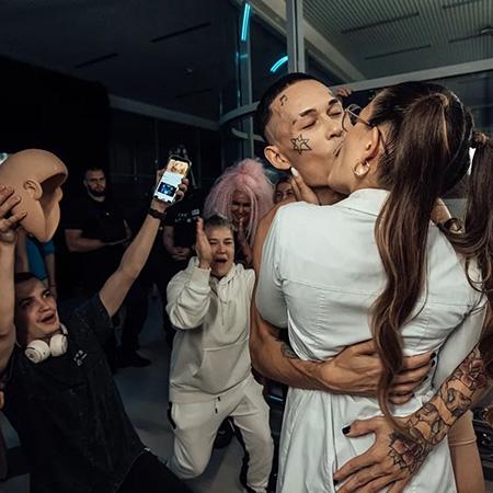 Фото №2 - Алишер Моргенштерн рассказал, когда состоится их с Диларой свадьба 💍