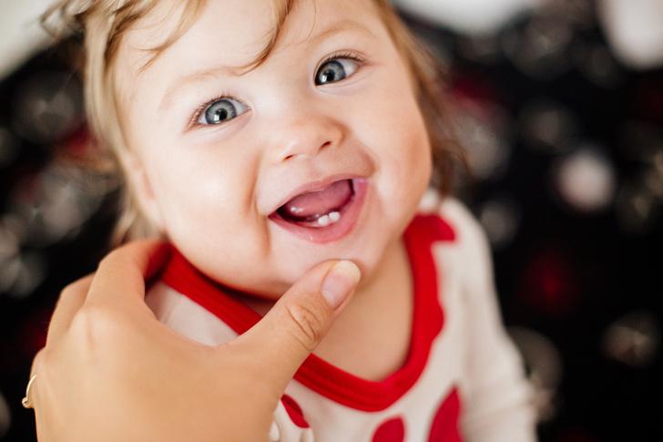 молочные зубы как ухаживать