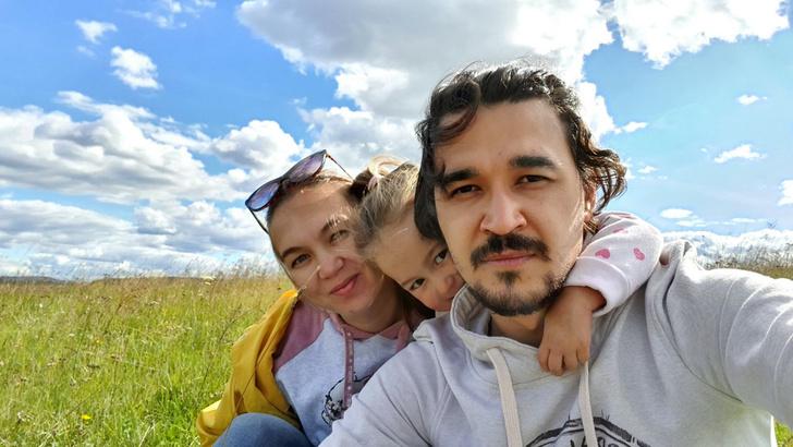 Фото №8 - «Мечтала быть милиционером, а теперь рисую»: как татарка Азалия нарушила семейную традицию и путешествует по свету
