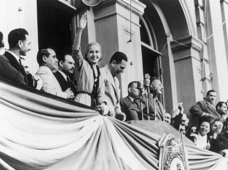 Фото №5 - Эва Перон: как провинциалка стала первой леди и королевой сердец Аргентины
