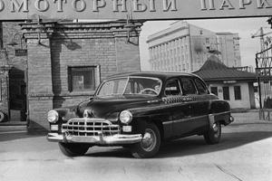 Фото №3 - «По дороге едет ЗИМ…»: советский автомобиль, который неожиданно обогнал время