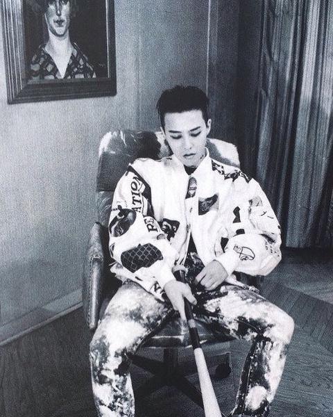 Фото №1 - G-Dragon намекнул на камбэк BIGBANG? 🤯