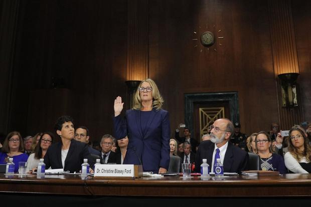 Фото №2 - Скандал без срока давности: судью Бретта Кавано обвиняют в домогательствах спустя 40 лет