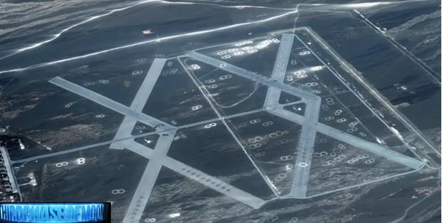 Фото №6 - Загадочные знаки посреди пустыни Гоби, найденные в 2011 году