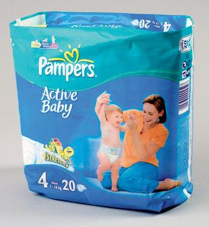 Фото №4 - Выбираем подгузник для малыша