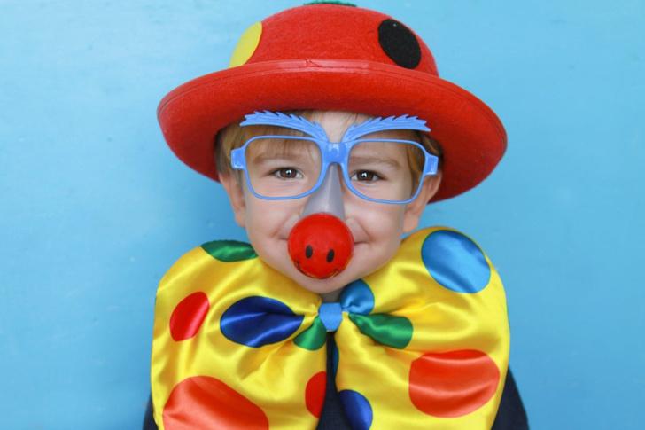ребенок боится клоунов что делать