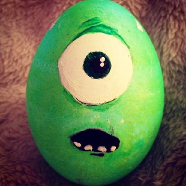 Фото №8 - Как расписать яйца на Пасху: советует Instagram