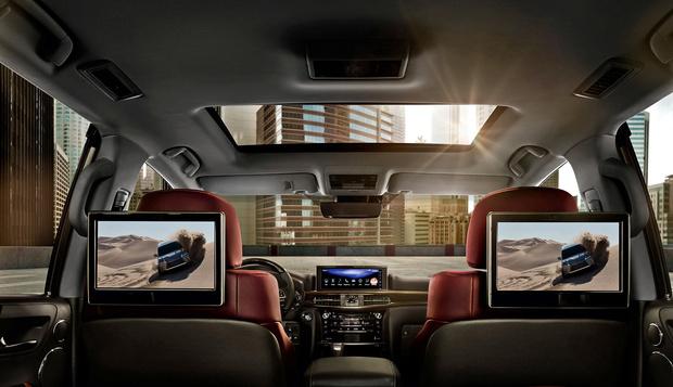 Фото №5 - 5 железобетонных фактов о Lexus LX