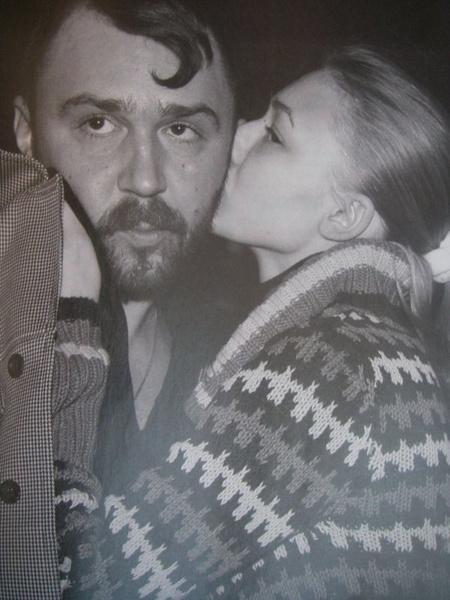 Сергей Шнуров и Оксана Акиньшина