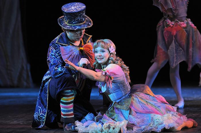 Фото №1 - Опера «Дюймовочка» на сцене Театра Сац