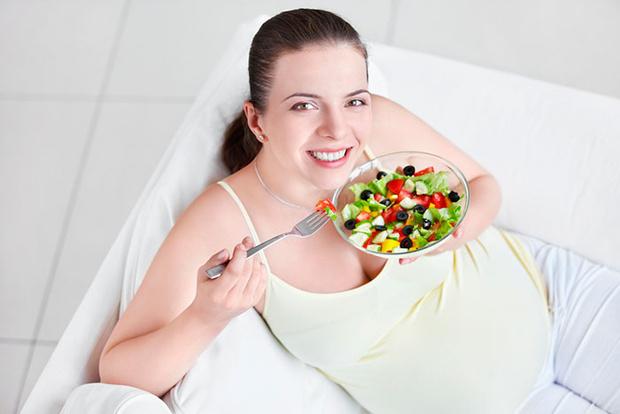 Фото №2 - Двойная порция: диета для будущей мамы