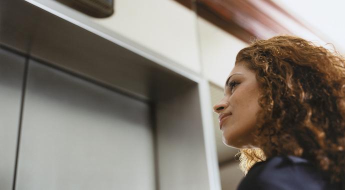 Моя терапия: «Я панически боялась лифтов»
