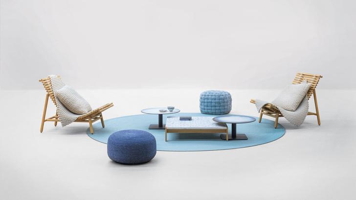 Фото №4 - Eres: новая коллекция мебели Paola Lenti