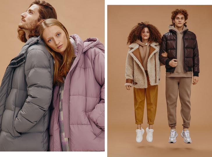 Фото №1 - Для затяжных холодов: 20 стильных вещей из коллаборации «Снежная Королева» x Lina Dembikova
