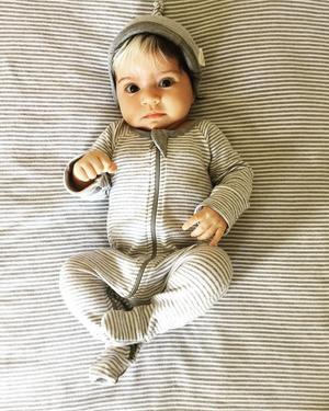 Фото №4 - Седая с рождения: как живется девочке с необычной внешностью
