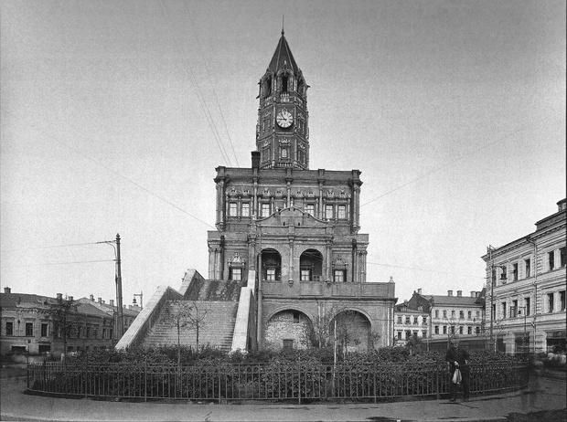 Фото №4 - Выставка «Миф о Сухаревой башне» в Центре Гиляровского