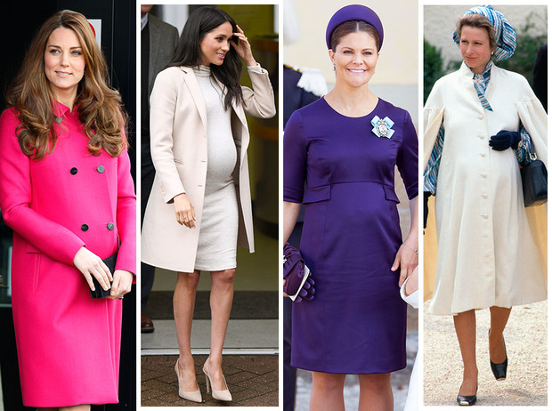 Фото №1 - Стильное положение: как одеваются беременные королевы, принцессы и герцогини