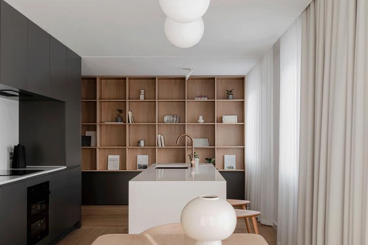 Фото №1 - Светлая квартира 65 м² в приморском городе в Польше