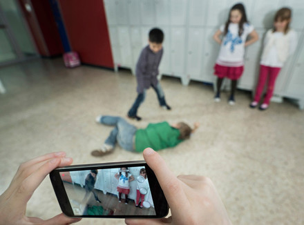 Остановить насилие в школах!