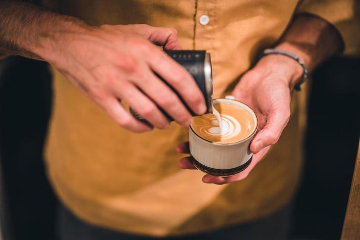 Фото №1 - Инфографика: ведущие страны мира по производству кофе