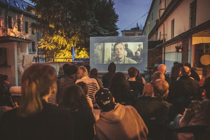 Фото №3 - Смотри в оба: 5 необычных кинотеатров Петербурга