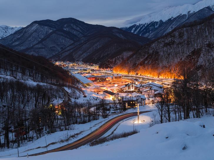 Фото №1 - Новогодние каникулы в России: 5 лучших направлений